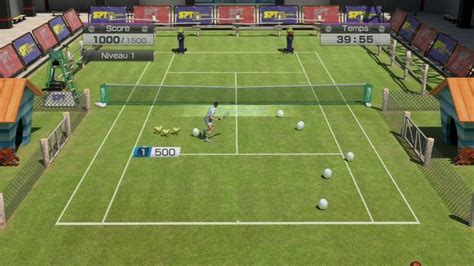 Virtua tennis 4, known as power smash 4 (パワースマッシュ4) in japan, is a sports game developed and published by sega for the playstation 3, xbox 360, wii and windows pc. Virtua tennis 4 - XBOX 360 : Référence Gaming