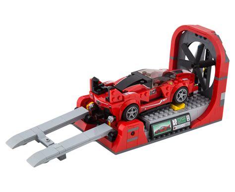 Ferrari ultimate garage (гараж ferrari). LEGO® Speed Champions Ferrari FXX K & Development Center Building Set | eBay