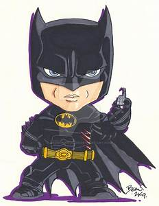 Chibi-Batman Returns by hedbonstudios on DeviantArt
