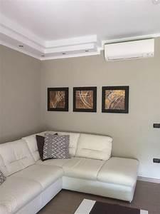cheap amazing split aria in soggiorno veletta cartongesso