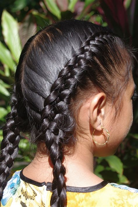 Plait Hairstyles For Hair by 40 Interesting Plait Hairstyles Hairstylo