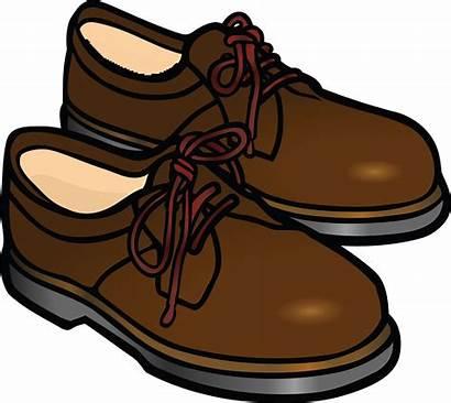 Shoes Clipart Shoe Pair Mens Svg Clip