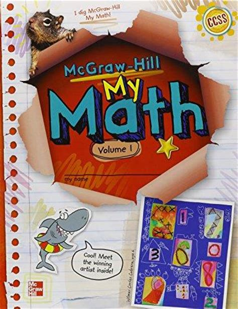 Isbn 9780021170692  Mcgrawhill My Math, Grade 1, Student Edition Package (volumes 1 And 2