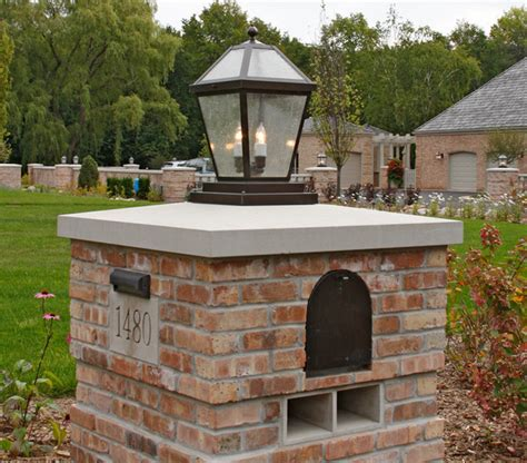 outdoor lantern lighting driveway light posts solar