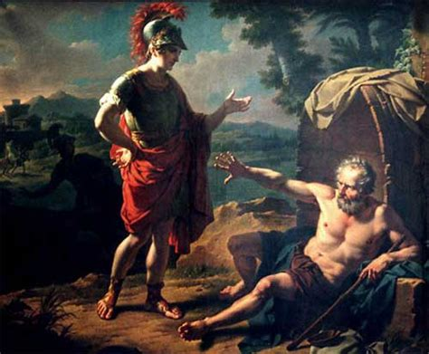 diogenes of sinope and the modern cynics classical