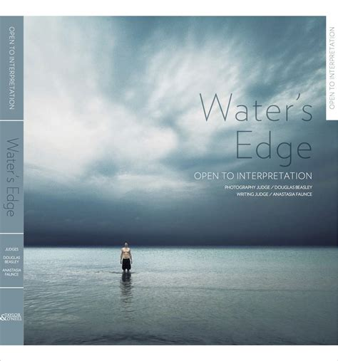 Open to Interpretation: Water's Edge Hardcover 92 pages