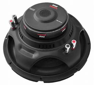 Pyle - Plpw6d - Marine And Waterproof - Vehicle Subwoofers - On The Road
