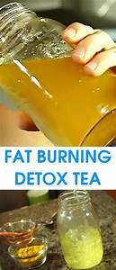Water Detox  Fat Burning Detox Tea