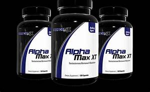 Alphamax Xt Label Confirms Its Five New Ingredients