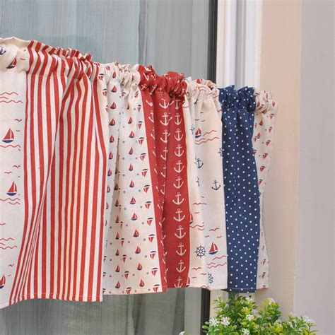 country kitchen curtains cheap aliexpress buy american country splicing 6035