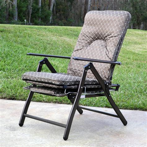Reclining Folding Chair With Footrest by Footrest Recliner Chairworld