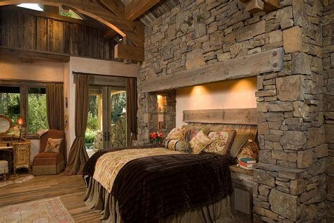 chambre rock 25 bedrooms that celebrate the textural brilliance of