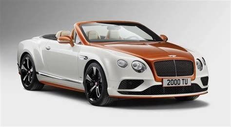 bentley continental gt   convertible orange flame  mulliner review top speed