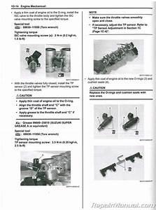 Suzuki Gsx R750 Motorcycle Service Repair Manual 2008 2009
