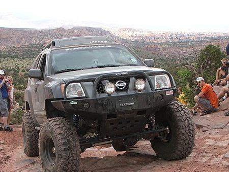 nissan jeep 2005 shrockworks front bumper for nissan xterra 2005 2015