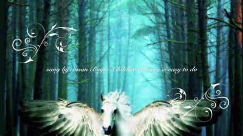 Wild Horses With Lyrics~susan Boyle