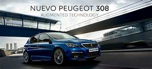 Peugeot 308 Augmented Technology