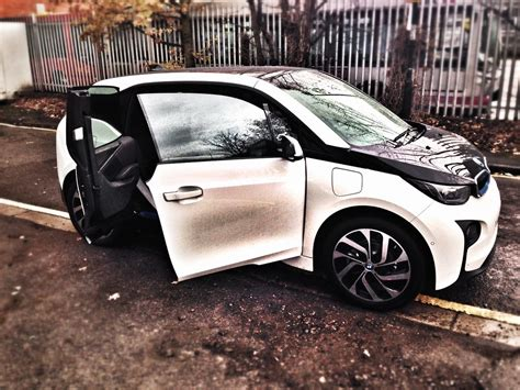 Bmw I3 Front Right Doors Open Car Leasing Made Simple