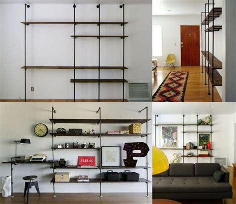 Wohnwand Selbst Gestalten wohnzimmerwand selbst gestalten