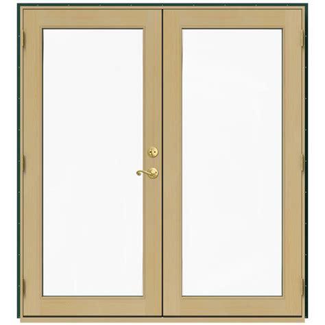 jeld wen patio doors reviews jeld wen 71 5 in x 79 5 in w 2500 hartford green right
