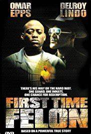 First Time Felon (TV Movie 1997) - IMDb