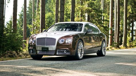 Bentley Flying Spur Backgrounds by Mansory Bentley Flying Spur Hd Wallpaper Background