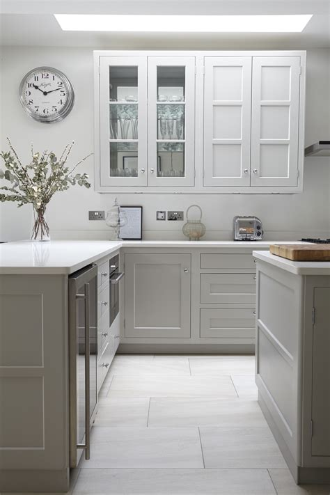 grey floor white kitchen blakes blakes 4062