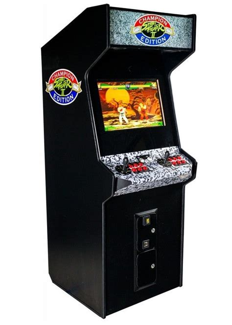 two player multigame arcade machine 2019 games street