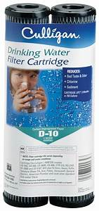 Culligan D 10a Drinking Water Filter 5 Micron 2 Pack