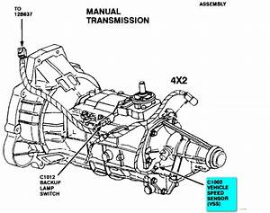 1997 Ford Explorer Transmission Diagram