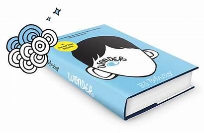 Wonder Books Clipart Palacio Rj Novel Auggie