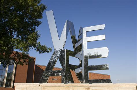 'We Are' Sculpture Dedication | Penn State SCHOOL of ...