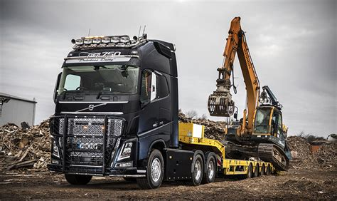 east anglian resources takes customised volvo fh