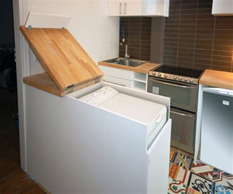how to hide a washing machine hiding things in plain sight 7 ingenious and unexpected ideas