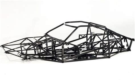 What Is The Difference Between A Unibody, Monocoque, And Space Frame In Cars?