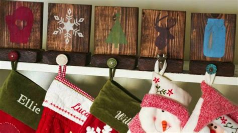 stocking hangers diy projects craft ideas