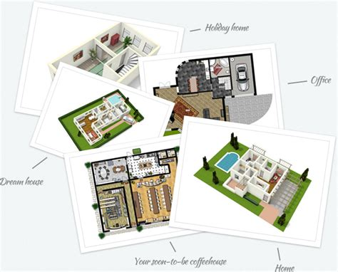 Create Floor Plans, House Plans And Home