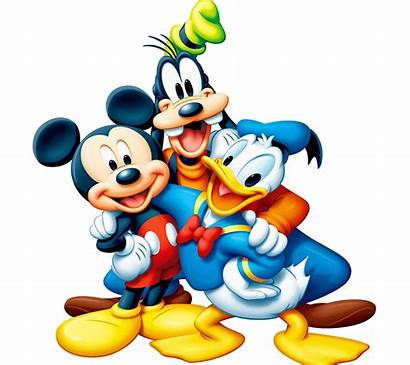 Mickey Mouse Background Duck Donald Wall Paper