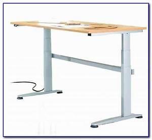 Ikea Schreibtisch Elektrisch : ikea bekant schreibtisch hohenverstellbar ~ Eleganceandgraceweddings.com Haus und Dekorationen