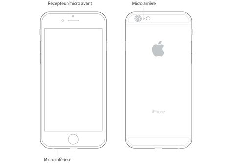 iphone 6 microphone iphone microphone location on 6 iphone get free image