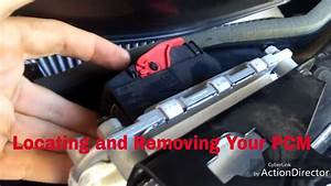 How To Remove The Pcm Computer From Your Dodge Charger