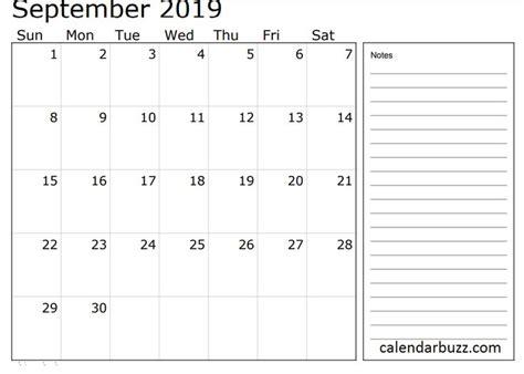 calendar  notes section  calendar