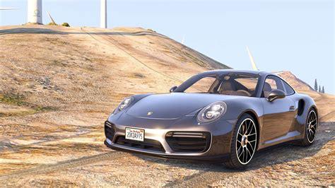 2016 Porsche 911 Turbo S [add-on / Replace