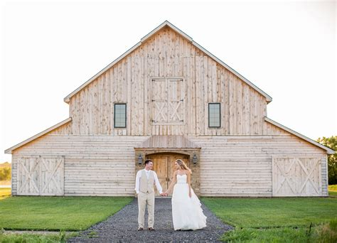 Barn Augusta by Outdoor Country Wedding At Hill Barn In Augusta