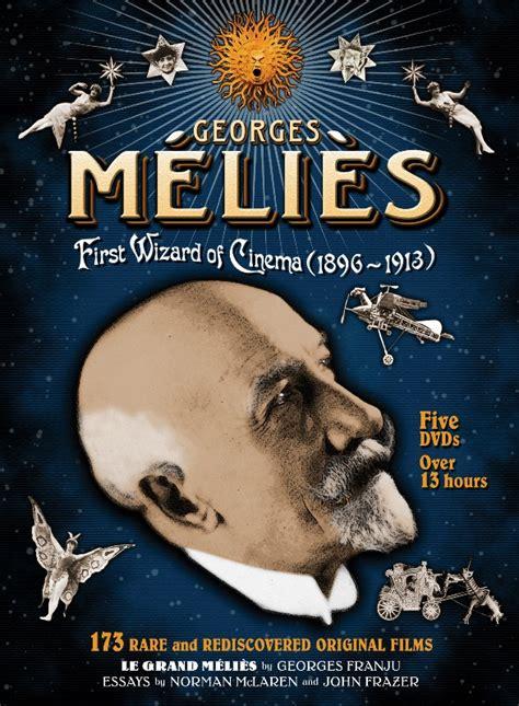 george melies box set silent classics remastered