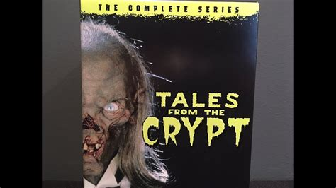 Tales From The Crypt The Complete Series Dvd Boxed Set