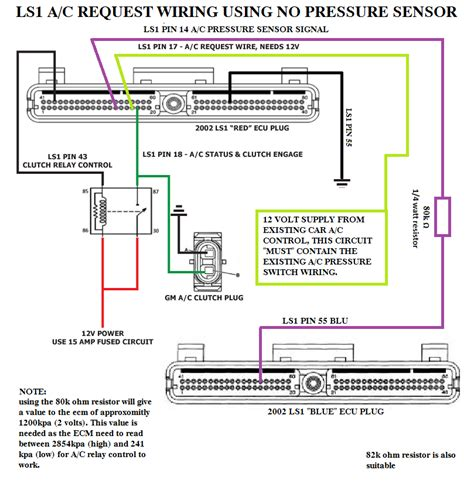 Gm Ab Wiring Diagram by Ac Wiring Question Yes I Did Search Ls1tech