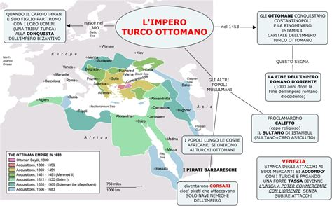 Espansione Impero Ottomano by Storia Impero Turco Ottomano
