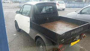 Voiture Utilitaire Occasion : vehicule sans permis utilitaire piaggio pick up garage clement ~ Medecine-chirurgie-esthetiques.com Avis de Voitures