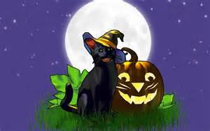 Animated Halloween Desktop